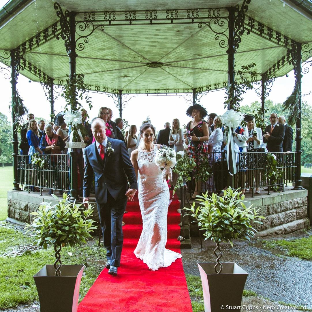 bandstand wedding day 2