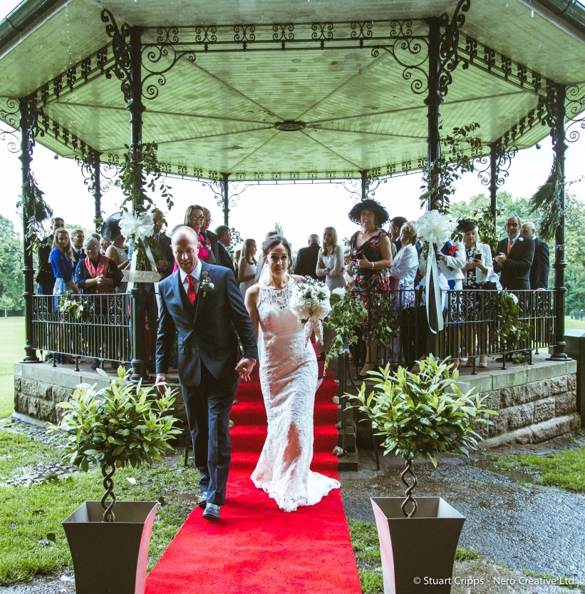 bandstand wedding day 2